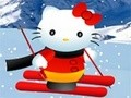 Alo Kitty Ski Track